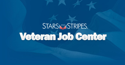 Stars and Stripes - Veteran Job Center