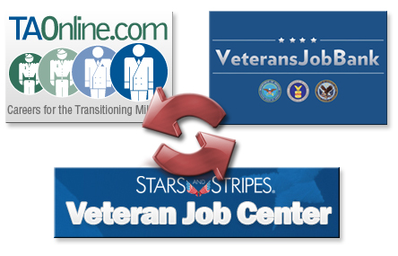 cross posted Veterans Job Bank